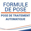 Pose de traitement automatique